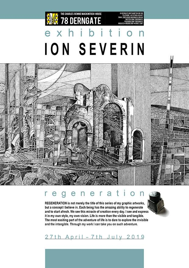 © Ion Severin #exhibition  #england